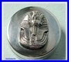 STERLING SILVER BOX Toutankhamon 1970