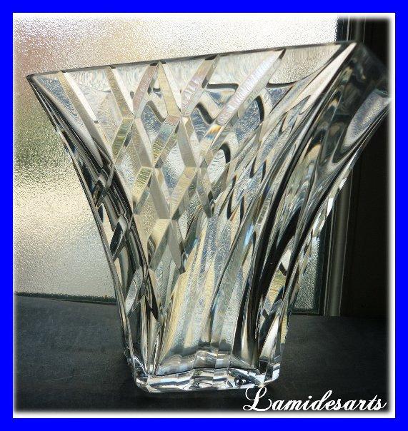 Vaso in cristallo baccarat france for Vasi baccarat