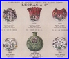 LEGRAS PANTIN & SAINT DENIS CRYSTAL CATALOG YEAR 1899       TO DOWNLOAD
