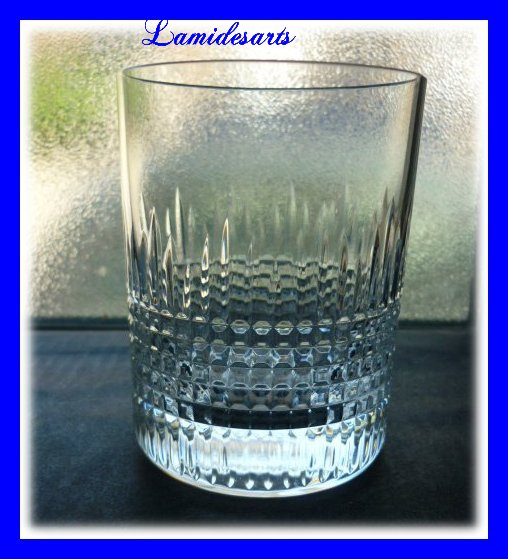 verre a whisky cristal baccarat