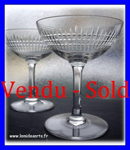 Coupes champagne cristal baccarat agenda tournoi poker lyon vert