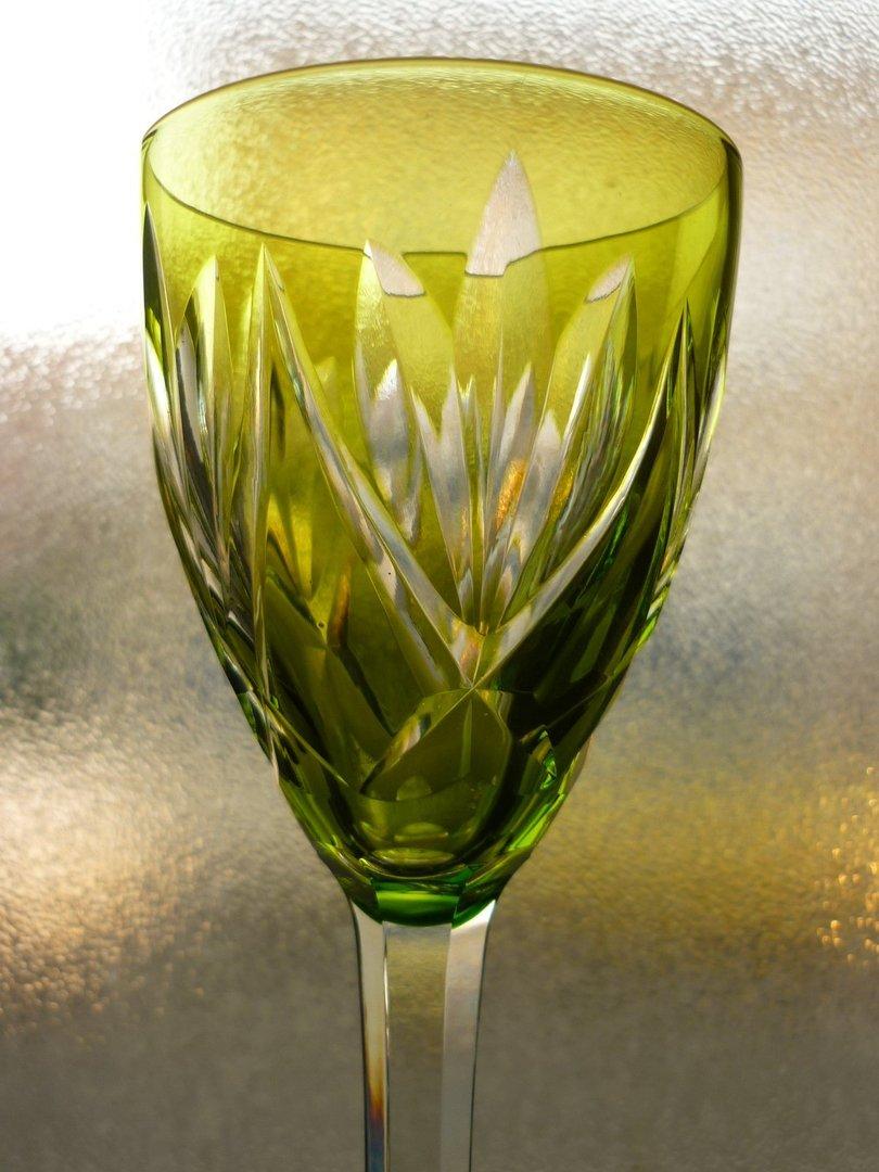 cristal saint louis monaco verre a vin du rhin roemer chartreuse. Black Bedroom Furniture Sets. Home Design Ideas