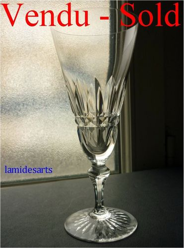 CRISTAL BACCARAT BUCKINGHAM FLUTE A CHAMPAGNE  stock: 0