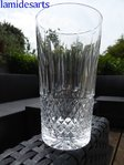 SAINT LOUIS TOMMY CRYSTAL GOBLET HIGHBALL GLASS  stock: 5