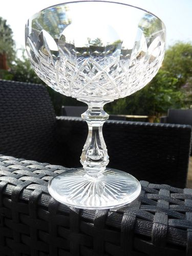 CRISTAL BACCARAT LIBOURNE COUPE A CHAMPAGNE  stock: 7