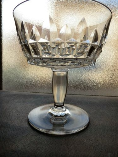 Champagnerglas aus Baccarat Kristall Canterbury  stock: 8