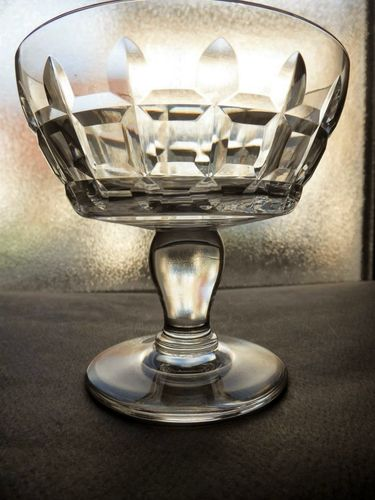 CRISTAL BACCARAT Marignane COUPE A CHAMPAGNE   stock: 9