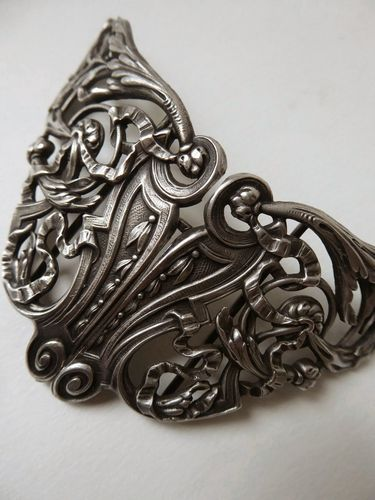 1900's French Sterling Silver