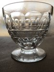 BACCARAT CHARMES CRYSTAL WINE GLASS   stock: 8