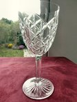 BACCARAT JUIGNE CRYSTAL WATER GLASS  18,4 cm signed  stock: 6
