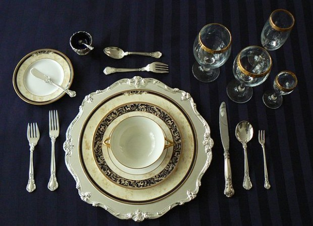 comment dresser une belle table