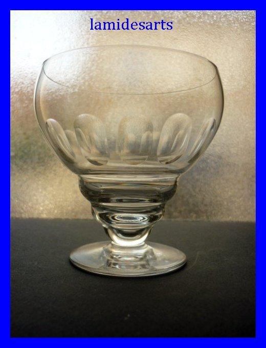 6 wasser glaser aus kristall baccarat bagdad 1920. Black Bedroom Furniture Sets. Home Design Ideas