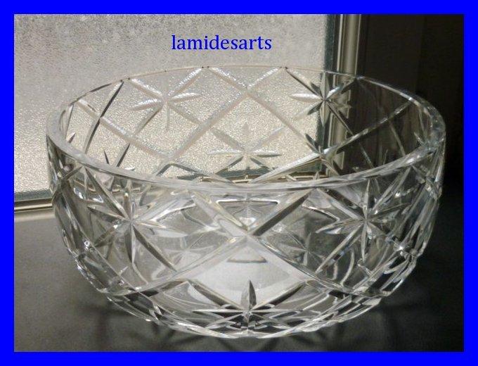 schale aus saint louis d 39 argental kristall. Black Bedroom Furniture Sets. Home Design Ideas