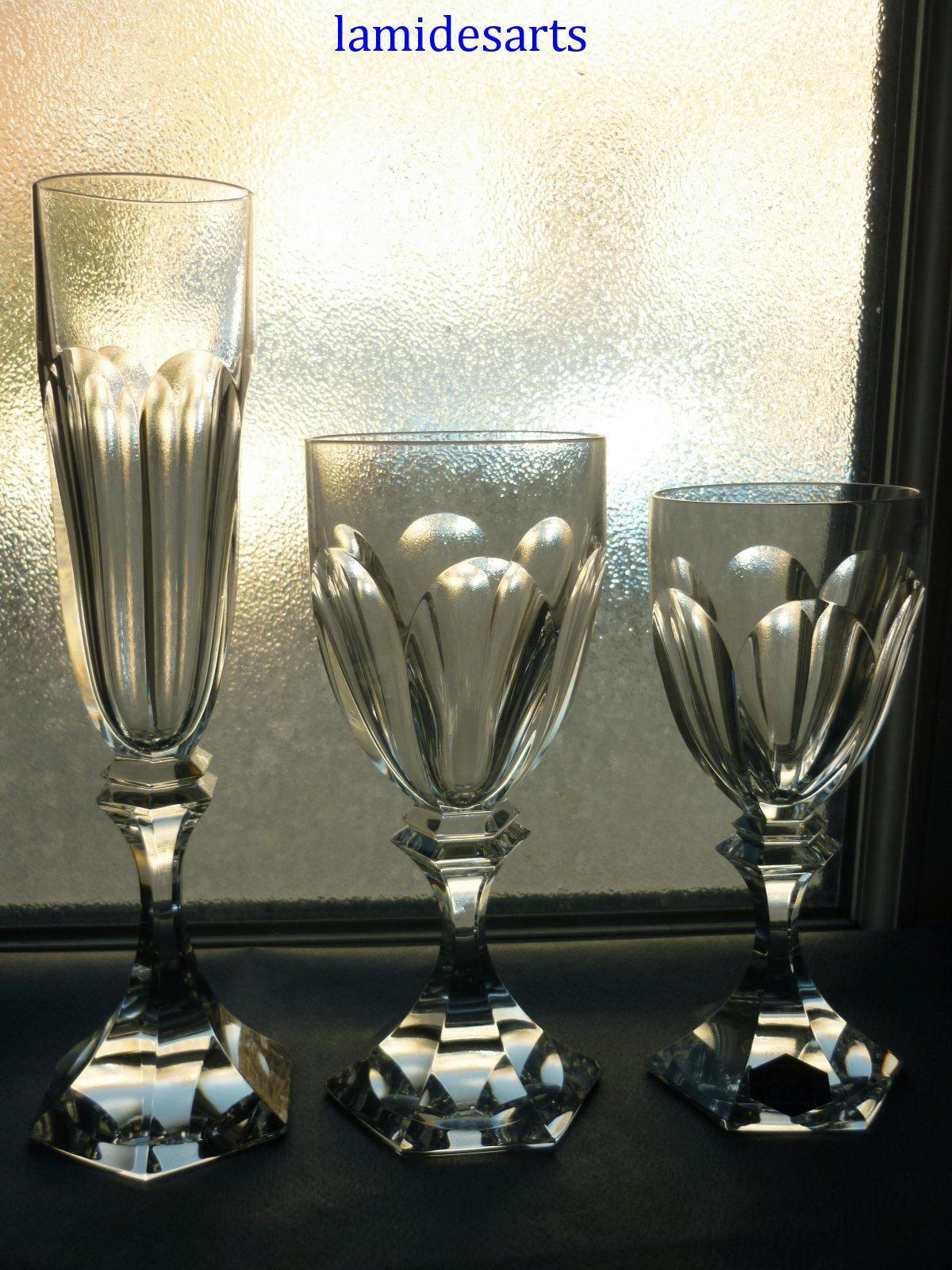 cristal saint louis chambord flute a champagne stock 0. Black Bedroom Furniture Sets. Home Design Ideas