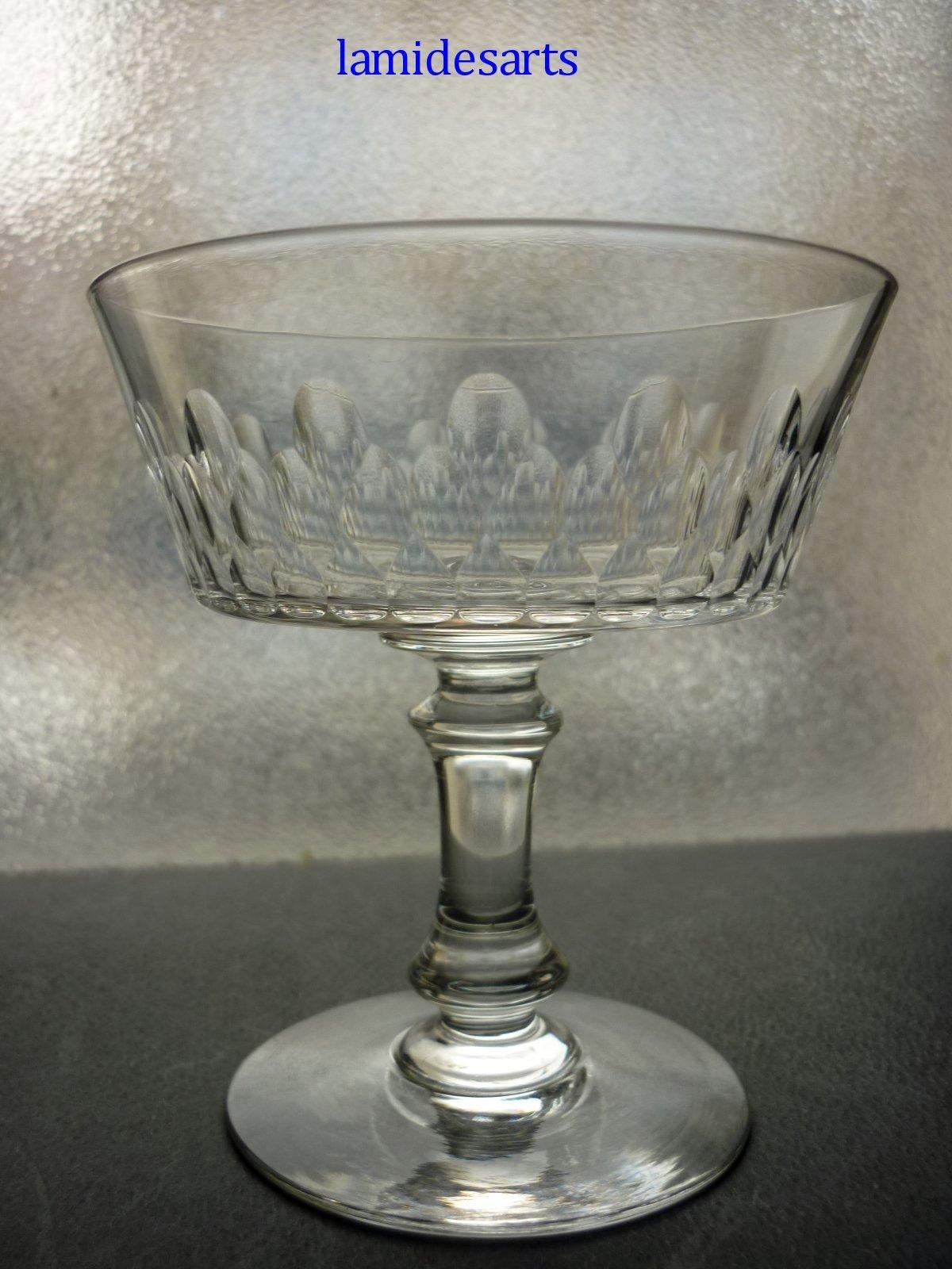 cristal de baccarat champigny coupe a champagne stock 2. Black Bedroom Furniture Sets. Home Design Ideas